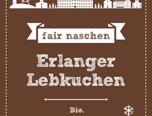 Neu: bio, faire und regionale Erlanger Elisenlebkuchen
