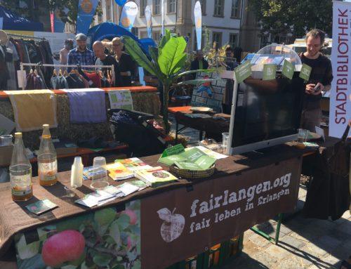 Nachhaltigkeitstag – heute am Schlossplatz