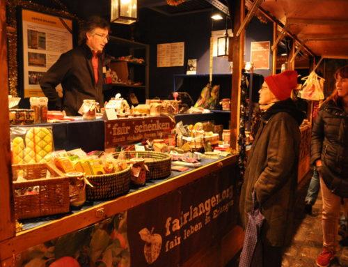 Beusch uns am Weihnachtsmarkt