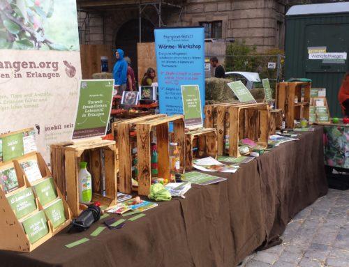 Nachhaltigkeitstag am 28.09. am Schlossplatz